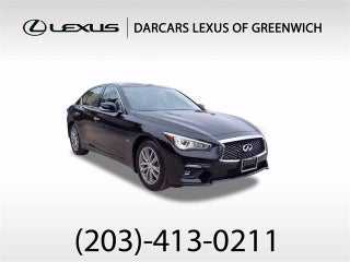 Used Infiniti Q50 Greenwich Ct