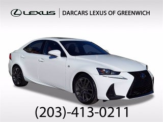 Used Lexus Is Greenwich Ct