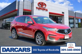 Used Acura Rdx Camp Springs Md